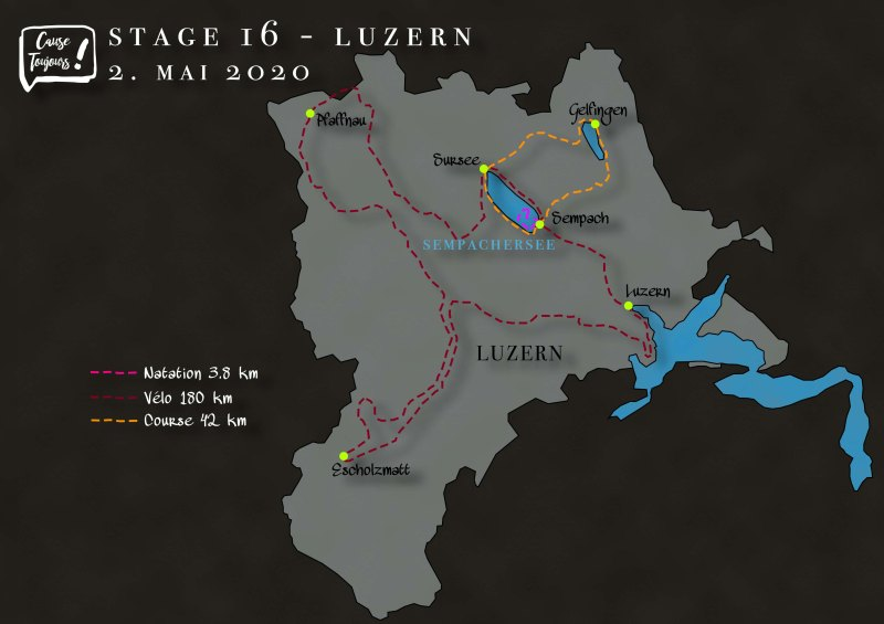 Parcours Luzern