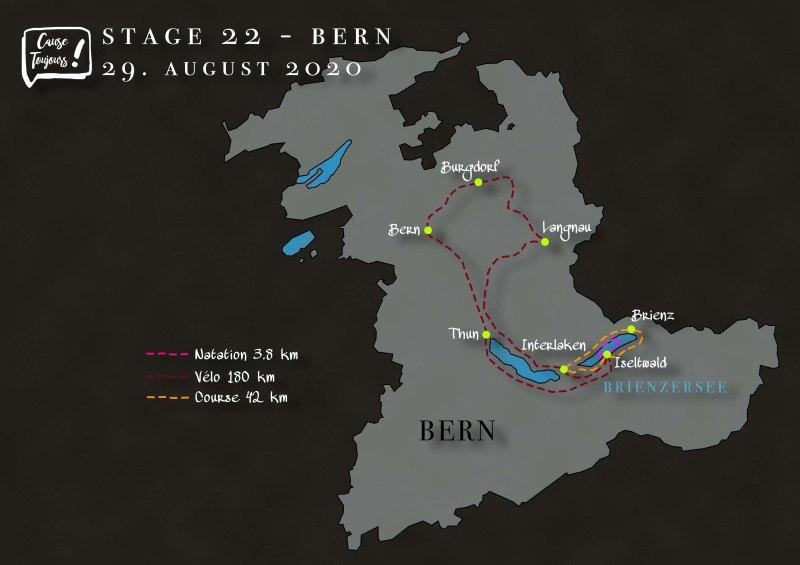 Parcours Bern